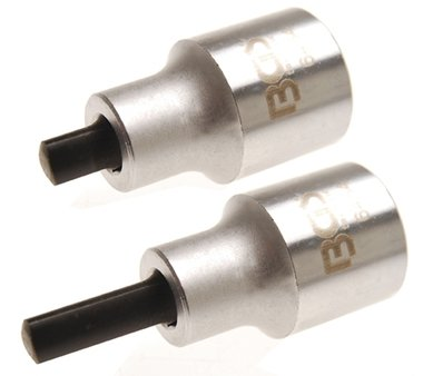 Spreider Aansluiting Set voor Veer Strut Klem 5 x 7 mm en 5,5 x 8,2 mm