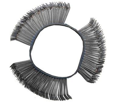 Wire Brush bent Ø 103 x 23 x 0.7 mm