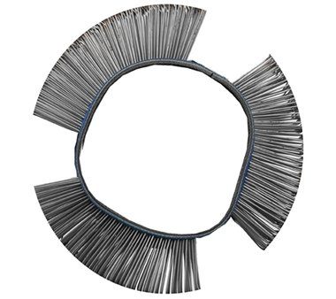Wire Brush straight Ø 103 x 23 x 0.5 mm