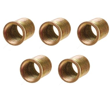 Replacement Threaded Sleeves 19 mm M14 x 1.25 5 pcs
