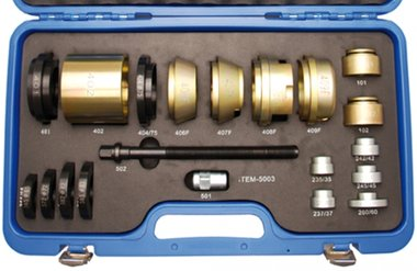 Wheel Bearing Tool Set for Peugeot / Renault / Citroen