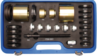 Wheel Bearing Tool Set for Mercedes-Benz
