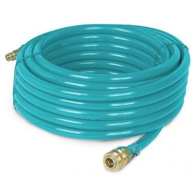 Flexair air hose quick couplings 10 m - 15 bar