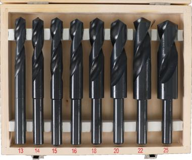 HSS Drill Set | 13 - 25 mm | 8 pcs.
