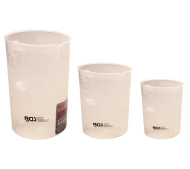 3-piece Measuring Cup Set