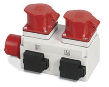 Automatic starting switch