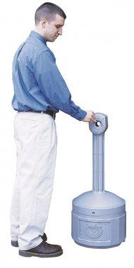 Veiligheidsasbakken SIP100G, 7kg