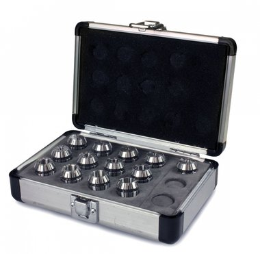 Er collet set er20 1-13mm 13pcs SSER20 -1,20kg