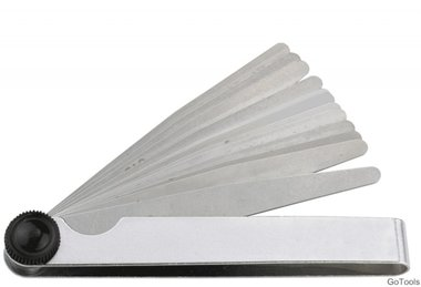 11-piece Special Feeler Gauge