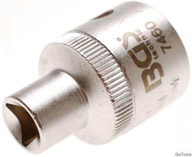 3-pt Socket for Barriers, M5 (8 mm)