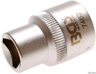 3-pt Socket for Barriers, M8 (12 mm)