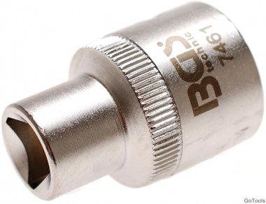 3-pt Socket for Barriers, M6 (10 mm)