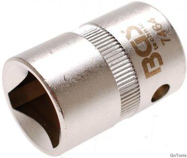 3-pt Socket for Barriers, M12 (16,5 mm)