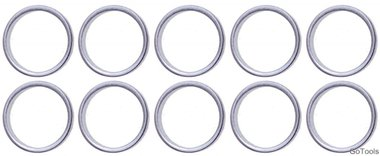 Seal Ring Assortment for BGS 126 Ø 20 / 23.5 mm 20 pcs.