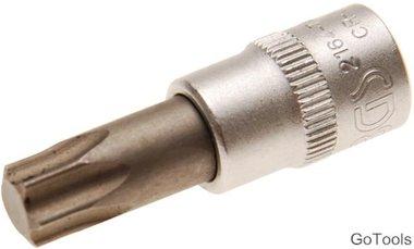 Bit Socket 6.3 mm (1/4) drive T-Star (for Torx) T45