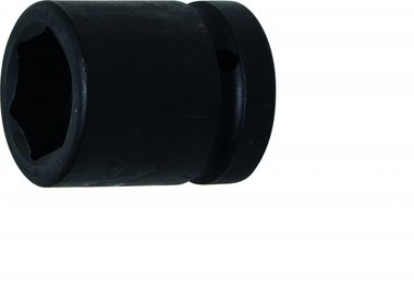 Impact Socket, Hexagon 25 mm (1) Drive 33 mm