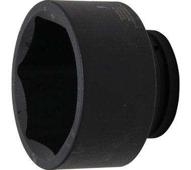 Impact Socket, Hexagon 25 mm (1) Drive 105 mm
