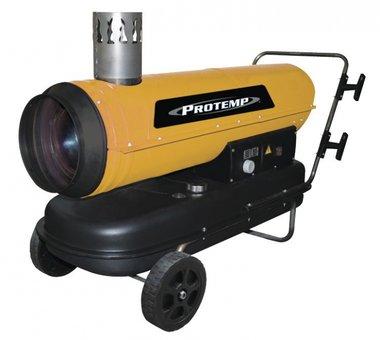 Warme luchtblazer indirect 950 m³