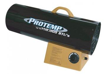 Warme luchtblazer 345 m³ POL