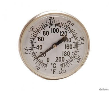 Thermometer with Sensor for Art. 8027/8098
