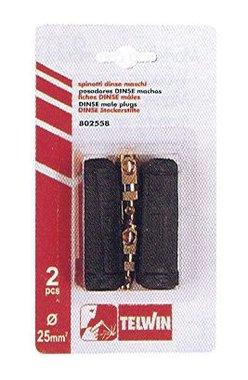 Dst Dinse plug 25mm Telwin