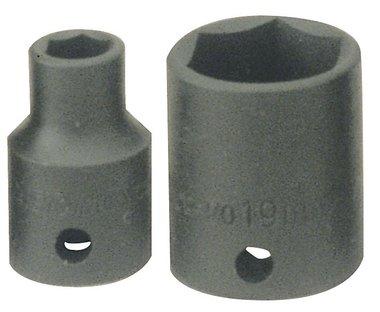 Slagdop 3/8 kort 8mm