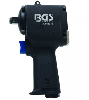 1/2 Air Impact Wrench, 678 Nm, extra short 98 mm