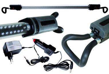 LED Battery Bonnet Lamp