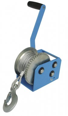 Cable hoist steel cable 7.6m