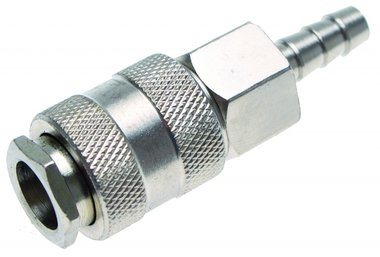 Air Quick Coupler with 8 mm Hose Connection
