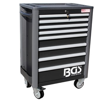Workshop Trolley Pro Standard with 237 tools