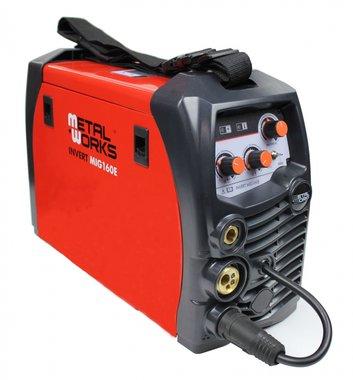 Mig-mag-flux-mma welding machine -12,80kg, MIG200E