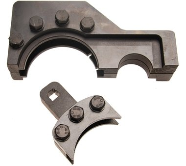 Camshaft adjustment tool for VAG 5- and 10-cylinder