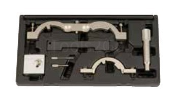 Engine timing tool set for Vauxhall/Opel