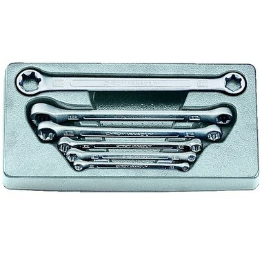 Star wrench set 6pc