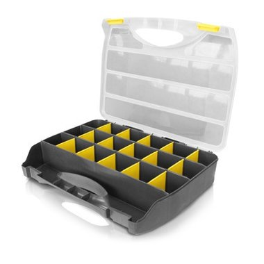 Storage Assortment Box 18 compartments