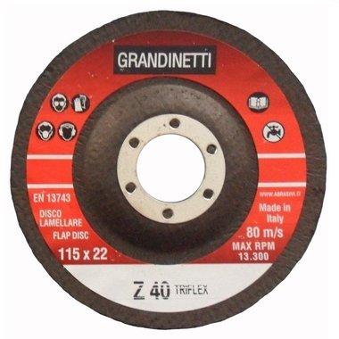 Flap disc P60 115MM
