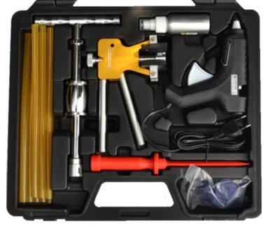 Deluxe Glue Puller Kit Paintless Dent Repairs