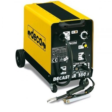 Compact Wire Feed Welder MIG-MAG 160 Amp
