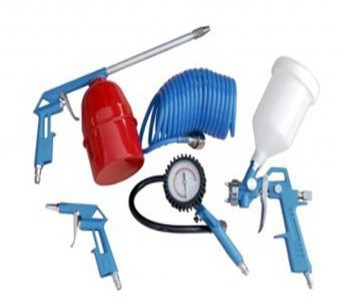 Air Tool Kit 5pcs