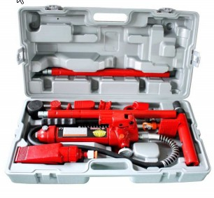 Hydraulic Car Body Frame Repair Kit 4 Ton