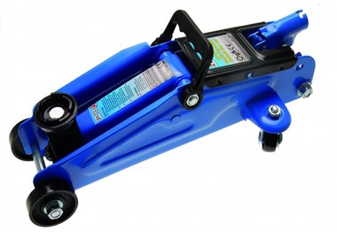 Hydraulic Floor Jack, Lifting Range: 135-335 mm