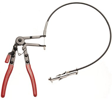 Hose Clip Pliers with Bowden Cable
