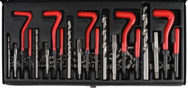 130-piece Thread Repair Kit, M5 - M12