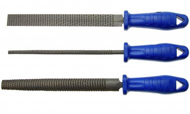 3-piece Rasp Set, 200 mm