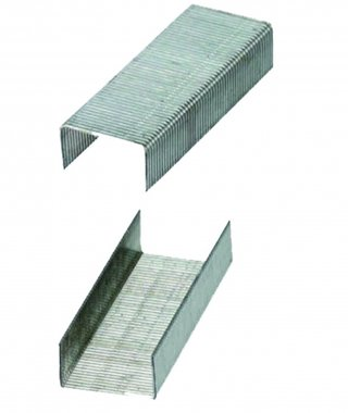 Staples - 1000 piece each, 6 mm