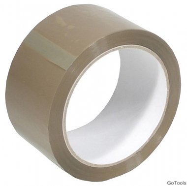Packing Tape Roll, 50 mm x 50 m