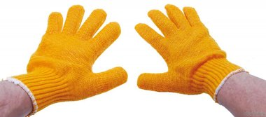 Criss Cross Gloves, Anti Slip