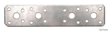 Flat Steel Connector 180 x 40 x 2.5 mm