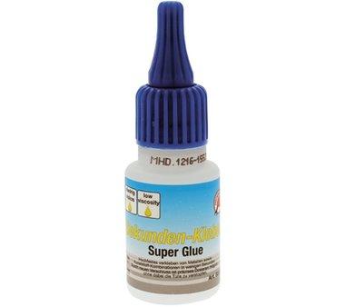 Superglue, 1 Bottle (20 g)